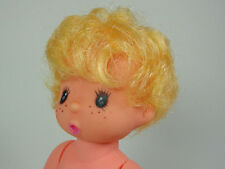 BAMBOLA CIGQ - 18 CM - MADE IN HONG KONG - ANNI '70 - POUPEE DOLL MUNECA PUPPE