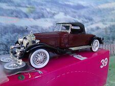 1/43  Rio (Italy)  Rolls Royce phantom II 1931   #39