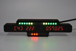 SIMHUB dashboard display
