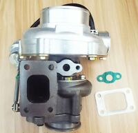 GT30 GT3076 T25 A/R .70 compressor A/R .86 wastegate water&oil turbocharger new