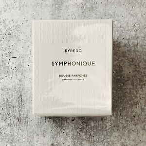 Byredo Candle Symphonique Bougie 240g LE SEALED SAME DAY SHIP