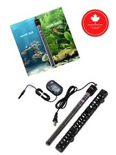 300W Submersible Aquarium Heater with Detachable Suction Cup and Shield