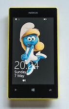 Unlocked Nokia Lumia 520 Smartphone Yellow 257