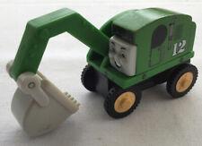 Alfie The Digger Excavator Wooden Train - Thomas Wooden Railway Huge Collection