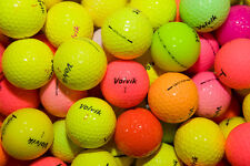 50 Volvik Colour Golf Balls AAA / Standard Grade