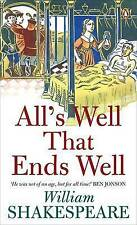 Alls Well That Ends Well (Penguin Shakespeare)-ExLibrary