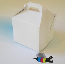 30 Single Cupcake / Muffin Boxes  80 x 80 x 80mm ** £5.25 for 30 ** inc post