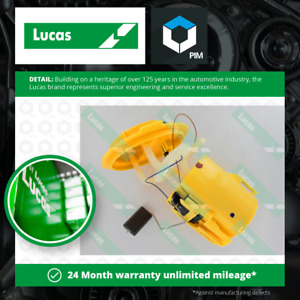 Fuel Pump fits OPEL MOKKA 76 1.7D 2012 on A17DTS Lucas 013227915 0815472 Quality