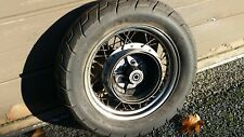1992 YAMAHA VIRAGO XV535 XV 535 REAR WHEEL WITH TYRE