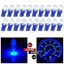 20x T10 194 168 161 W5W Blue LED Bulbs Dash Dome Cluster Light Lamp Bulbs
