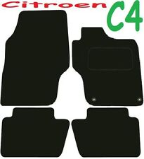 Citroen c4 Tailored car mats ** Deluxe Quality ** 2016 2015 2014 2013 2012 2011