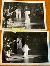 RARE VINTAGE ELVIS PHOTOS ORIGINAL CINCINNATI MARCH 21 1976 UNSEEN LOT 1