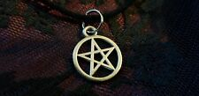 Pentagram Pendant and Adjustable Cord Necklace