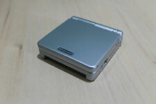 New Refurbished Game Boy Advance SP  Console Silver New Body & Screen