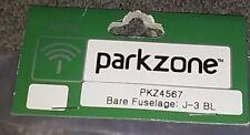 Parkzone Bare Fuselage: J-3 BL PKZ4567
