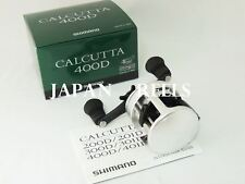 NEW SHIMANO CALCUTTA 400D 400 D SERIES RIGHT HANDLE REEL*1-3 DAYS FAST DELIVERY*