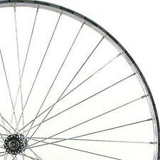Bicicleta rueda delantera 700C Wilkinson plata pared simple llanta