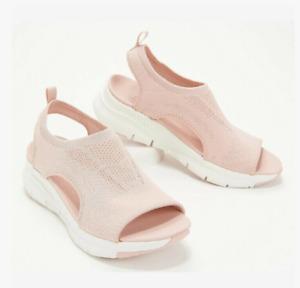 🔥QVC™-Summer Sale 65% OFF🔥 Washable Slingback Orthopedic Slide Sport Sandals
