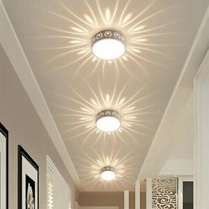LED Ceiling Light Surface Chandelier Ceiling Lamp Round Hallway Light Fixtures