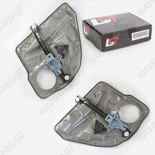 2x Lève-vitre électrique complet arrière gauche droite pour VW GOLF 4 IV Bora