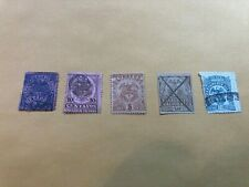Colombia Collection - All Old Stamp - Interesting Cancel! Great