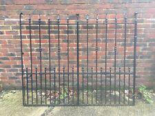 Very Heavy Robust Metal Driveway Gates