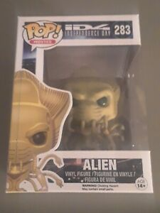 Funko Pop  MOVIES: INDEPENDENCE DAY - ALIEN 7811