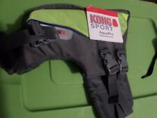 Kong Sport  AquaSport Dog Floatation Vest  Sz Small - NWT