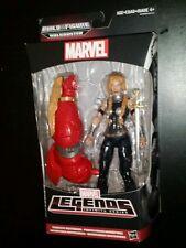 "Marvel Legends Fearless Defenders Valkyrie 6"" Figure w/ Baf Hulkbuster Arm"