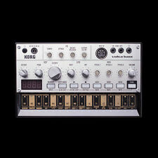 Korg VOLCA Bass Volcabass True Analog Bass Machine Synthesizer Sequencer