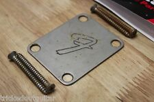 FENDER RELIC AGED 70'S F NECK PLATE FITS FENDER GUITARS BASSES 0991448100