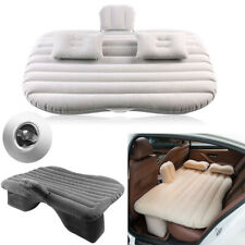 Comfortable PVC Air Sleeping Bed Car Inflatable Mattress Pillow/Pump Back Seat