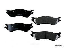 Meyle Semi Metallic Disc Brake Pad fits 1998-2002 Lincoln Navigator  WD EXPRESS