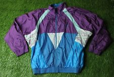 SERGIO TACCHINI 90'S VINTAGE CASUAL TRACK TOP JACKET SIZE 52 (XL)