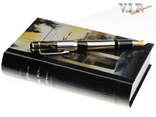 MONTBLANC WILLIAM FAULKNER WRITERS EDITION 2007 FÜLLER FOUNTAIN PEN STYLO PLUME