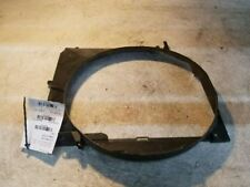 01 02 03 04 05 06 BMW 330I RADIATOR FAN SHROUD OEM 17117507604