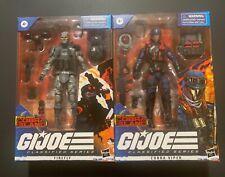 GI Joe Classified Cobra Viper and Firefly