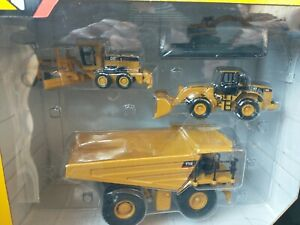 Norscot Caterpillar CAT 4 Diecast Scale Model Replicas 775E 950G 163H 315C L NEW