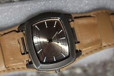 VINTAGE BULLHEAD MEN WATCH F79