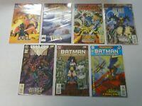 Batman Legends of the Dark Knight Annuals set #1-7 8.0 VF (1989-97)