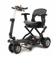 TGA Minimo Plus Folding Mobility Scooter - Lithium Battery + Arm Rests