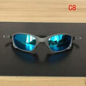 2021 X-Metal Juliet Cyclops Sunglasses Ruby Polarized UV400 Cycling Bike Glasses