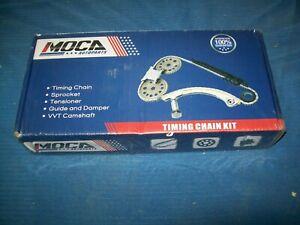 NEW Moca Auto ETCK0001 Timing Chain Kit for 2002-2011 Chevrolet HHR Sealed