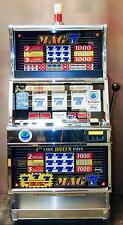 IGT S+ REEL SLOT MACHINE: MAG 7 with 4th COIN BONUS!           **FREE SHIPPING**