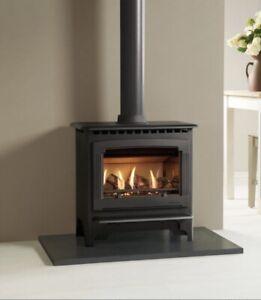 Gazco Marlborough 2 Medium Conventional Flue gas stove - Brand New £1,499 RRP
