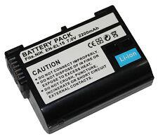 EN-EL15 Li-Ion Battery (2200mAh) for Nikon D500 D600 D610 D7000 D7100 1 V1