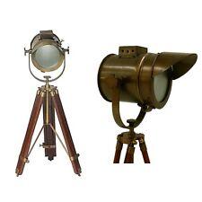 Nautical Searchlight on Tripod Stand - Replica