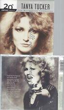CD--TANYA TUCKER  THE MILLENNIUM COLLECTION: BEST OF TANYA TUCKER
