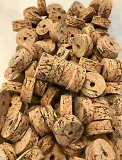 "Cork Rings 36 River Burl # 2, 1 1/4"" x 1/2"" x 1/4"" Hole"