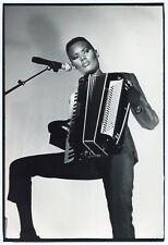 Gié Knaeps - Grace Jones - Tirage argentique d'époque 1980's -